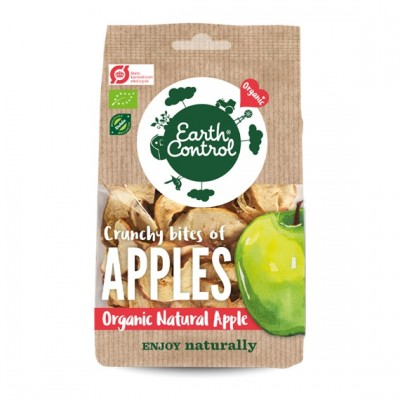 Earth Control Organic Apple Bites 55 g