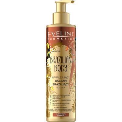 Eveline Body Moisturizing & Bronzing Body Balm 200 ml
