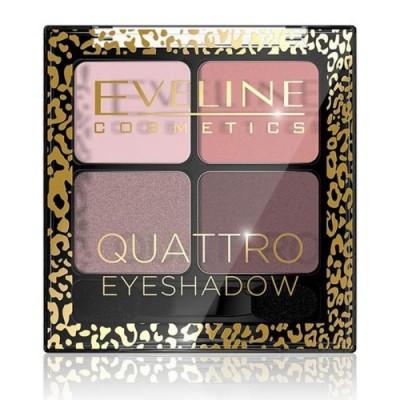 Eveline Quattro Eyeshadow No. 12 1 st