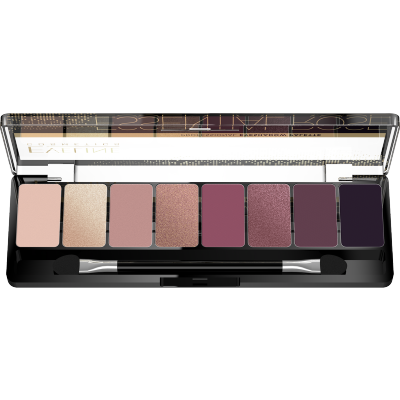 Eveline Eyeshadow Palette Essential Rose 1 pcs