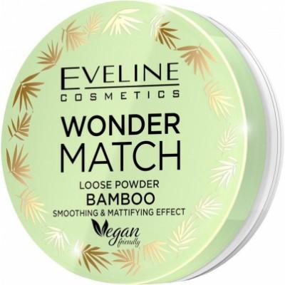 Eveline Wonder Match Bamboo Loose Powder 6 g
