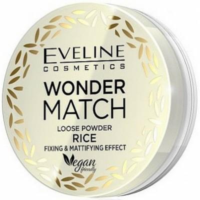 Eveline Wonder Match Rice Loose Powder 6 g