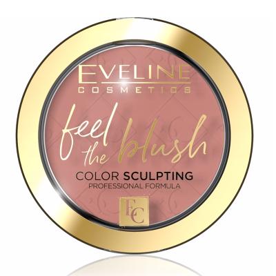 Eveline Feel The Blush 04 Tea Rose 5 g