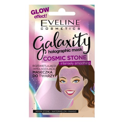Eveline Galaxity Holographic Face Mask Intensely Smoothing 10 ml