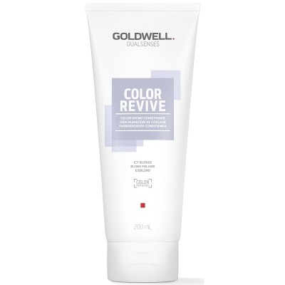 Goldwell Dualsenses Color Revive Color Giving Conditioner Icy Blonde 200 ml
