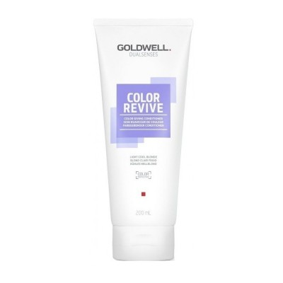 Goldwell Dualsenses Color Revive Color Giving Conditioner Light Cool Blonde 200 ml