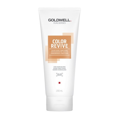 Goldwell Dualsenses Color Revive Color Giving Conditioner Dark Warm Blonde 200 ml