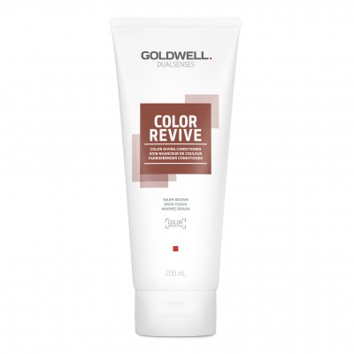 Goldwell Dualsenses  Color Revive Color Giving Conditioner Warm Brown 200 ml