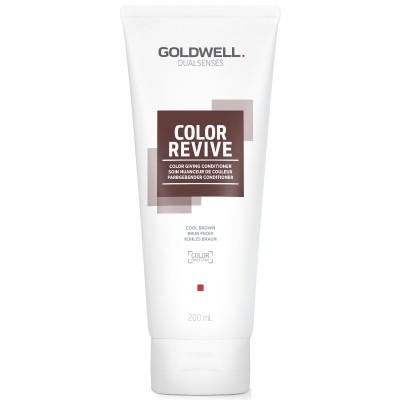 Goldwell Dualsenses Color Revive Color Giving Conditioner Cool Brown 200 ml