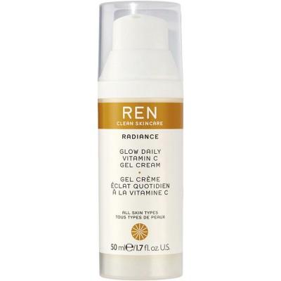 REN Radiance Glow Daily Vitamin C Gel Cream 50 ml