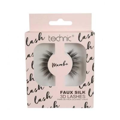 Technic Faux Silk Lashes Mambo 1 pair