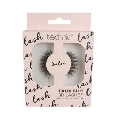 Technic Faux Silk Lashes Salsa 1 par