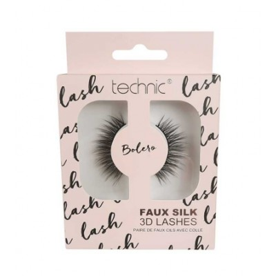 Technic Faux Silk Lashes Bolero 1 pair