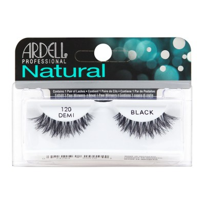 Ardell Natural Lashes Demi Black 120 1 par