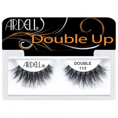Ardell Double Up Flase Lashes 113 Black 1 par