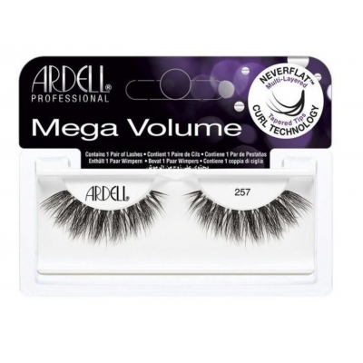 Ardell Mega Volume 257 Black 1 pair