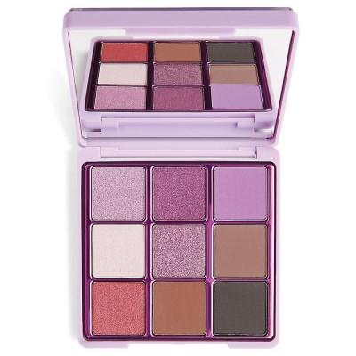 Revolution Makeup Glitter Eyeshadow Palette Fortune Seeker 1 pcs