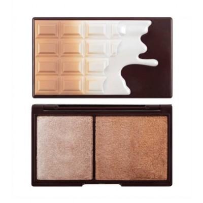 Revolution Bronze & Shimmer Palette 1 st