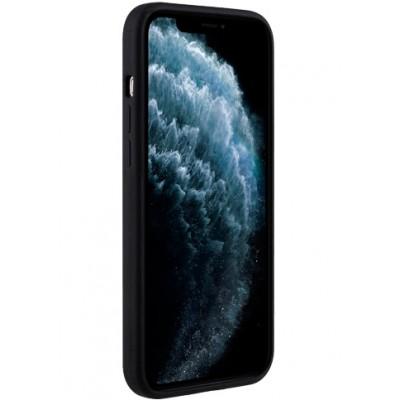 Melkco Silicone Case iPhone 12 Pro Max Black iPhone 12 Pro Max