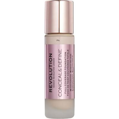 Revolution Makeup Conceal & Define Foundation F4 23 ml