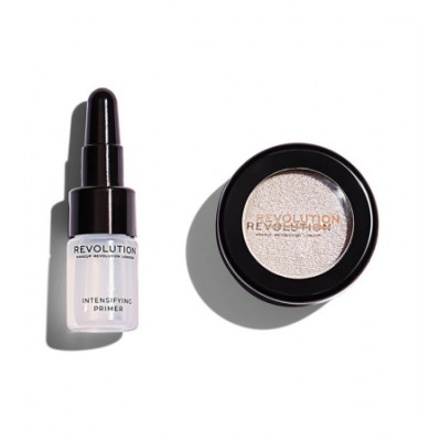 Revolution Makeup Flawless Foils Unicorn Foil Primer & Eyeshadow Set 2 ml + 2 g