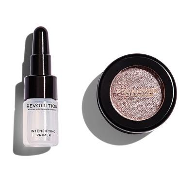 Revolution Makeup Flawless Foils Rival Primer & Eyeshadow Set 2 ml + 2 g