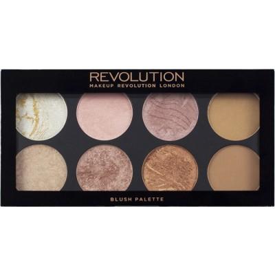 Revolution Makeup Ultra Blush Palette Golden Sugar 13 g