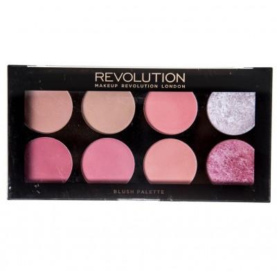 Revolution Makeup Ultra Blush Palette Sugar & Spice 13 g