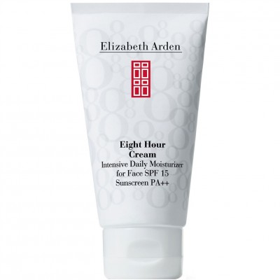 Elizabeth Arden Eight Hour Cream Intensive Daily Moisturizer For Face SPF 15 50 ml