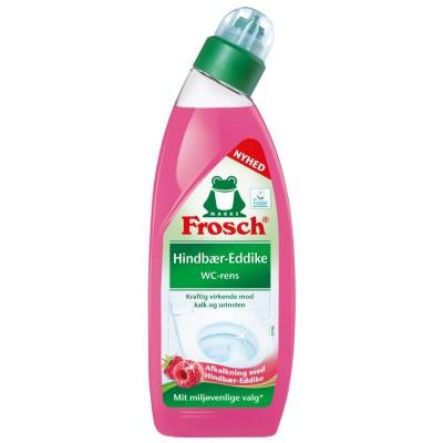 Froggy Hindbær-Eddike WC Rens 750 ml