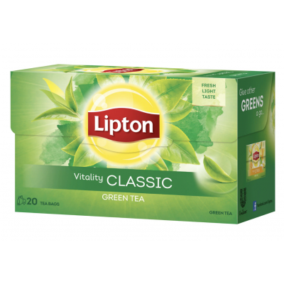 Lipton Green Tea Classic 20 st