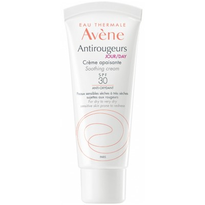 Avéne Antirougeurs Day Soothing Cream SPF30 40 ml