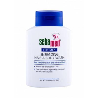 Sebamed Energizing Hair & Body Wash For Men 200 ml