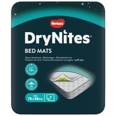 DryNites Bed Mats 7 st