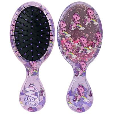 The Wet Brush Liquid Glitter Detangler Mini Unicorn Glitter 1 pcs
