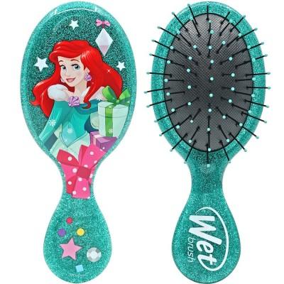 The Wet Brush Disney Glitter Ball Mini Detangler Ariel 1 pcs