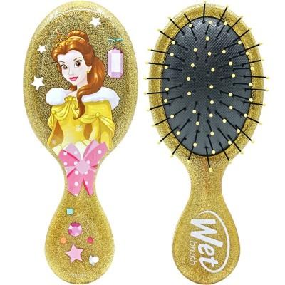 The Wet Brush Disney Glitter Ball Mini Detangler Belle 1 pcs