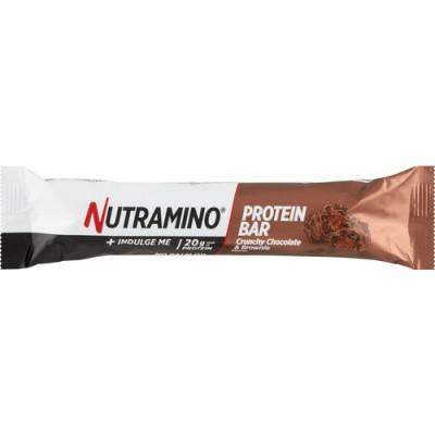 Nutramino Protein Bar Crunchy Chocolate & Brownie 64 g