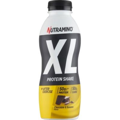 Nutramino XL Protein Shake Chocolate & Banana 500 ml
