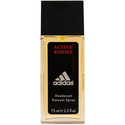 Adidas Active Bodies Deodorant Natural Spray 75 ml