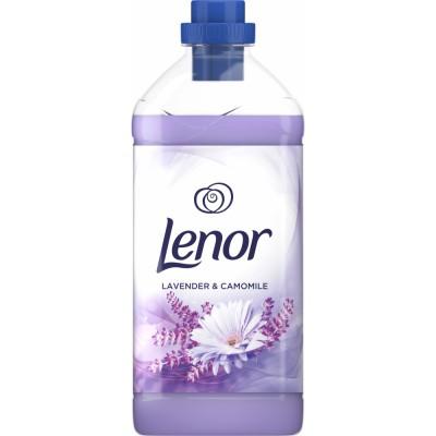 Lenor Lavender & Camomile Fabric Conditioner 1800 ml
