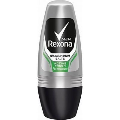 Rexona Men Active Fresh Roll On 50 ml