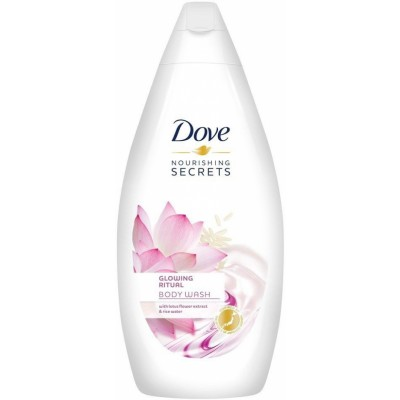 Dove Glowing Ritual Body Wash 750 ml