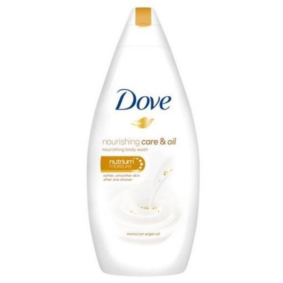 Dove Nourishing Care & Oil Body Wash 750 ml