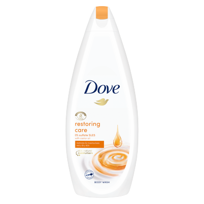 Dove Restoring Care Cashmere Smooth Body Wash 750 ml