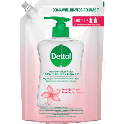 Dettol Hand Soap Refill Jasmin 500 ml