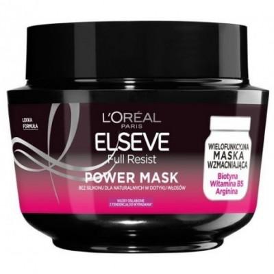 L'Oreal Elvive Full Resist Power Mask 300 ml