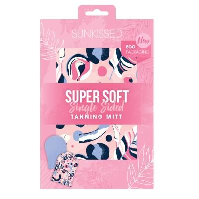 Sunkissed Single Sided Super Soft Velvet Tanning Mitt 1 stk