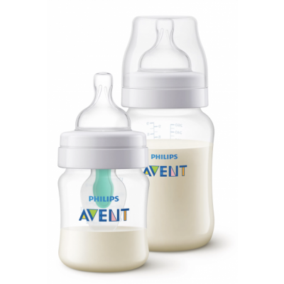 Philips Avent Anti-Colic Natural Fles Duo 125 ml + 260 ml