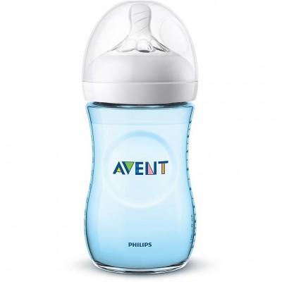 Philips Avent Natural Bottle Blue 260 ml